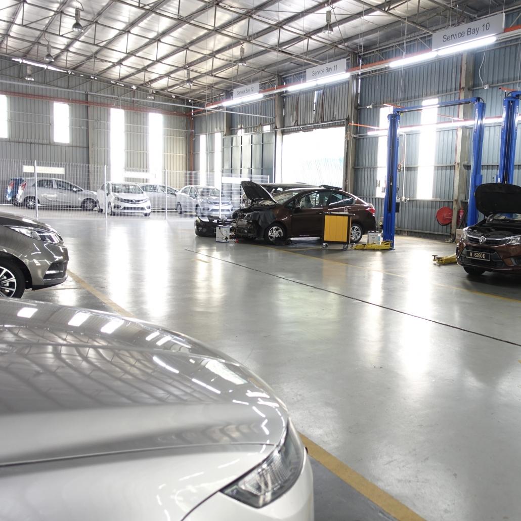why us large proton service centre bangi